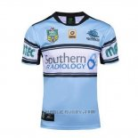 Maglia Cronulla Sharks Rugby 2016 Home