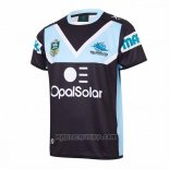 Maglia Cronulla Sutherland Sharks Rugby 2018 Away