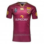 Maglia Queensland Maroons Rugby 2016 Home