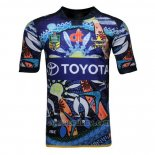 Maglia North Queensland Cowboys Indigenous Rugby 2016