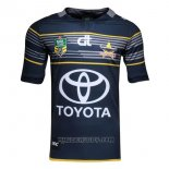 Maglia North Queensland Cowboys Rugby 2016 Home
