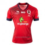 Maglia Queensland Reds Rugby 2018 Home