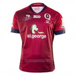 Maglia Queensland Reds Rugby 2018 Red