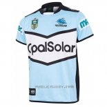 Maglia Cronulla Sharks Rugby 2018 Home