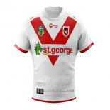 Maglia St George Illawarra Dragons Rugby 2018-2019 Home