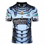 Maglia Cronulla Sharks 9s Rugby 2017